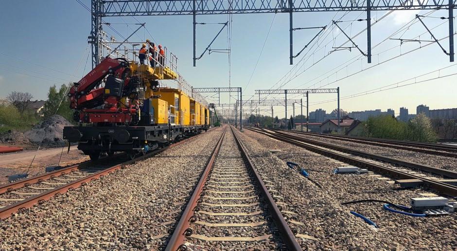 Horała: w ramach CPK powstanie prawie 1800 km nowych linii kolejowych