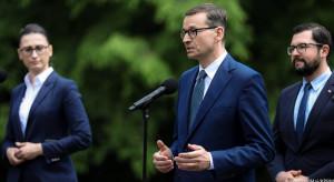Morawiecki: jest prowadzony ogromny program gazyfikacji