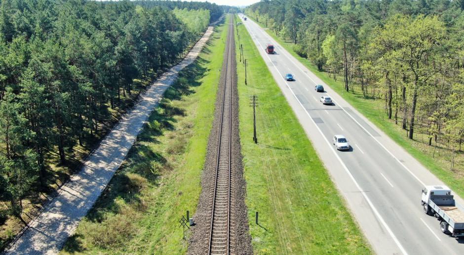 Rusza inwestycja kolejowa za prawie145 mln zł. Będzie zastępcza komunikacja