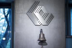 Na warszawskiej giełdzie w dół sektor bankowy, w górę CD Projekt