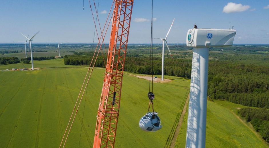 PZU wykłada 100 mln zł na rozbudowę elektrowni wiatrowej Potęgowo