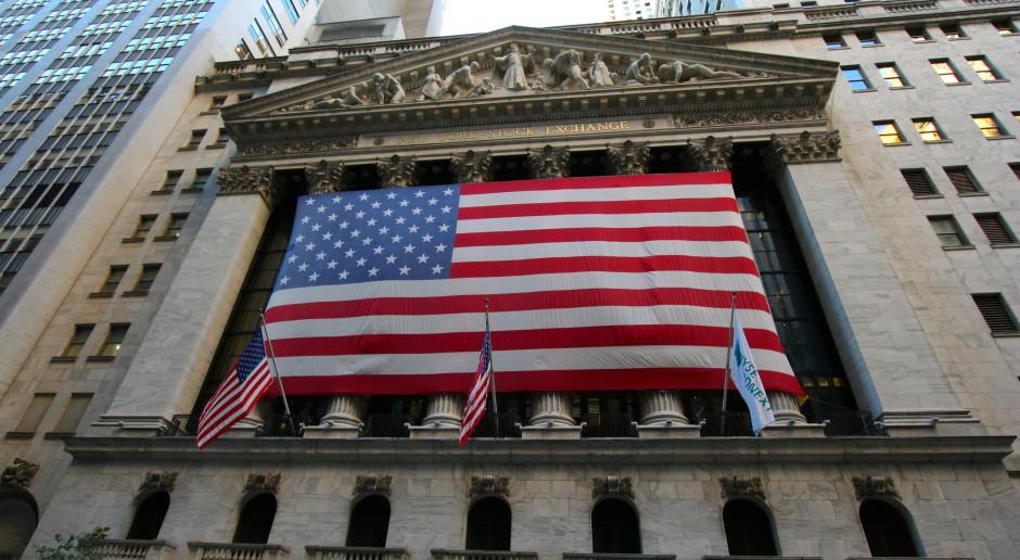 USA: S&P 500 z nowym rekordem, indeks rośnie trzeci tydzień z rzędu