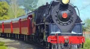 W roku pandemii każdy Polak statystycznie 5,5 raza jechał pociągiem