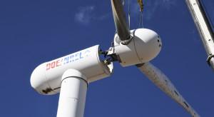 Tauron przejął projekt farmy wiatrowej