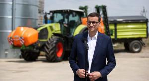 Morawiecki: Zależy mi na wzmocnieniu siły polskich rolników