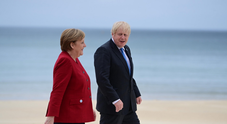 W. Brytania: Johnson wzywa UE do kompromisu w sprawie protokołu północnoirlandzkiego