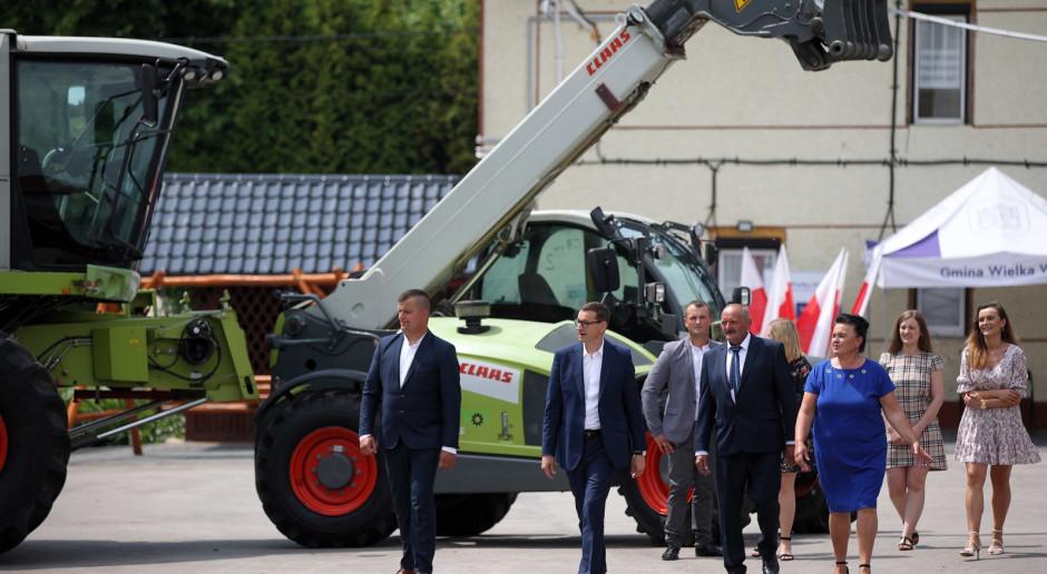Premier: W Polskim Ładzie odchudzimy biurokrację dla rolników