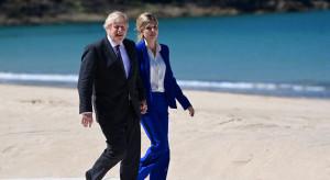 Johnson: W UE jest sporo niezrozumienia ws. sytuacji w Irlandii Północnej
