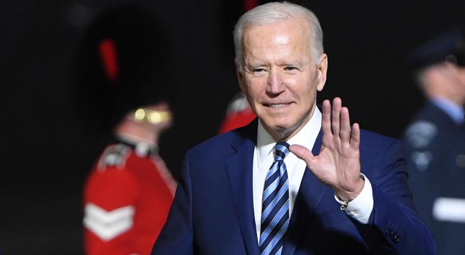 G7: Joe Biden po spotkaniu z prezydentem Francji: USA wróciły
