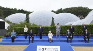 Liderzy G7 poparli amerykański plan rywalizacji z Chinami