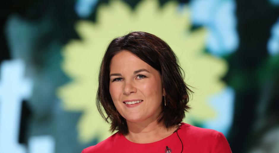 Niemcy: Annalena Baerbock oficjalnie kandydatką partii Zielonych na kanclerza