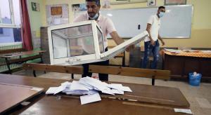Algieria: Niska frekwencja w wyborach