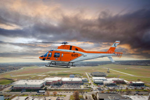 Leonardo dostarczył pierwszy śmigłowiec szkoleniowy TH-73A do USA