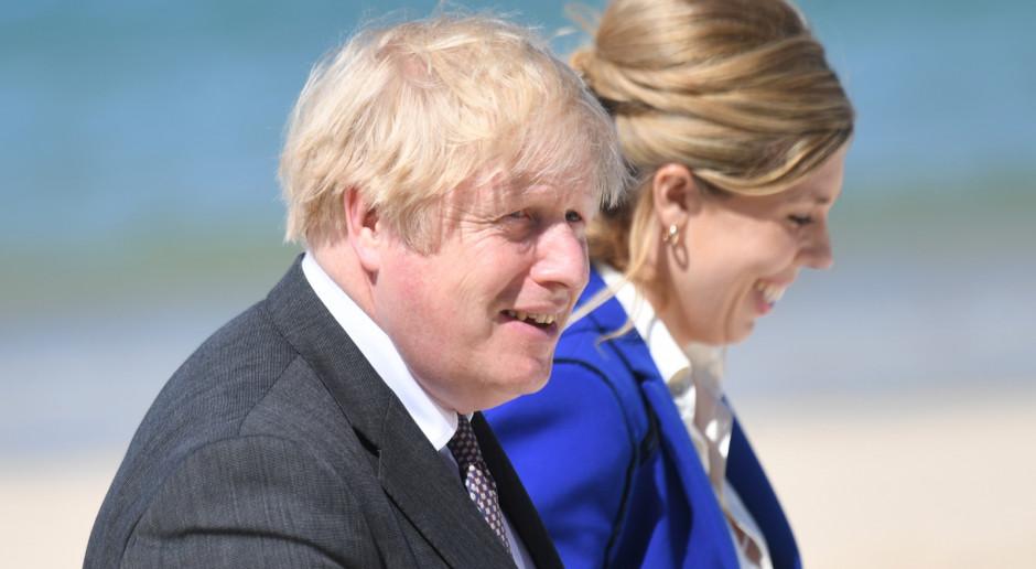 Johnson: G7 zobowiązała się do przekazania ponad 1 mld dawek szczepionek przeciw Covid-19