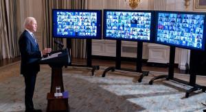 Biden: Kraje demokratyczne ścigają się z autokratycznymi