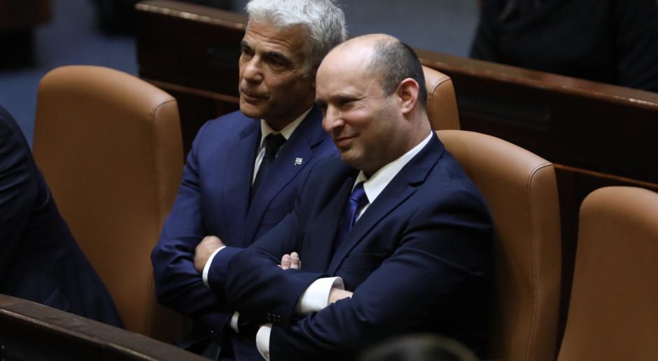 Izrael: Po 12 latach rządów Netanjahu rząd pod nowym przywództwem