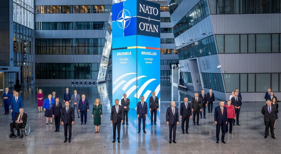 Prezydent po szczycie NATO: rozmowy bilateralne m.in. o współpracy militarnej i Baltic Pipe