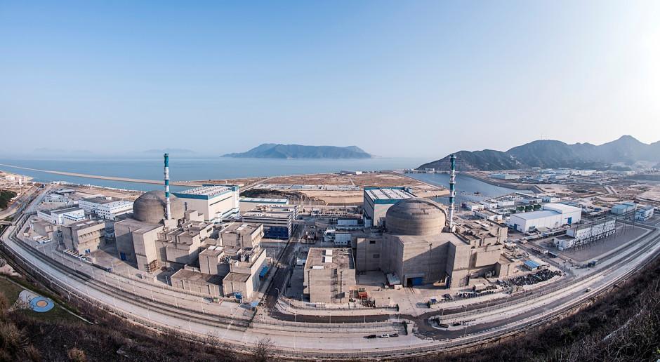 Niepokój wokół wydarzeń w chińskiej atomówce