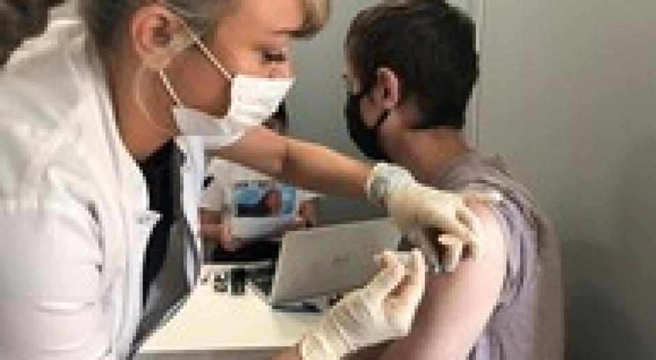 Szczepienia w JSW
