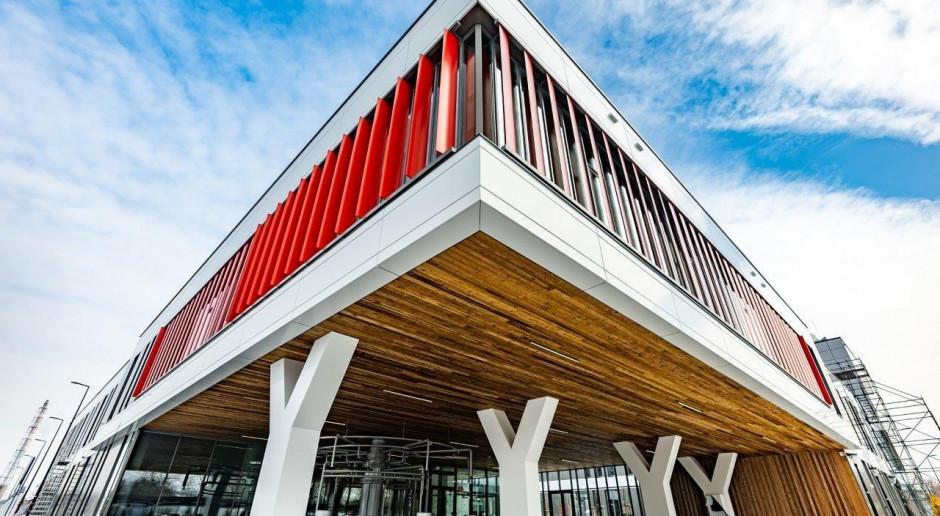 Centrum Badawczo–Rozwojowe Orlenu gotowe
