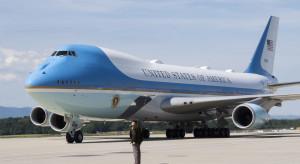 Prezydent Joe Biden przyleciał do Genewy na szczyt z Władimirem Putinem
