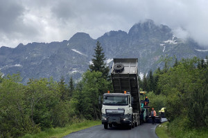 Asfalt asfaltowi nie równy. W grę wchodzi ekologia