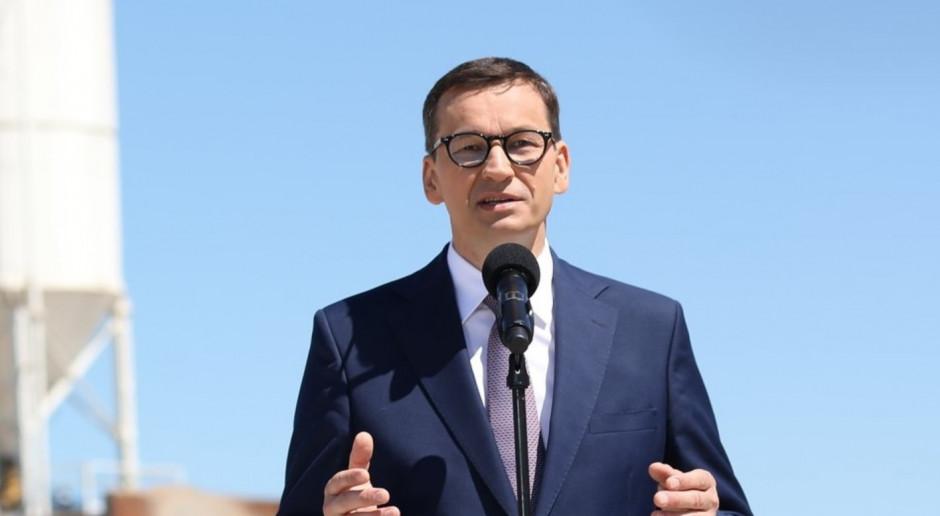 Premier: Polski Ład to także inwestycje i tworzenie nowych warunków do rozwoju