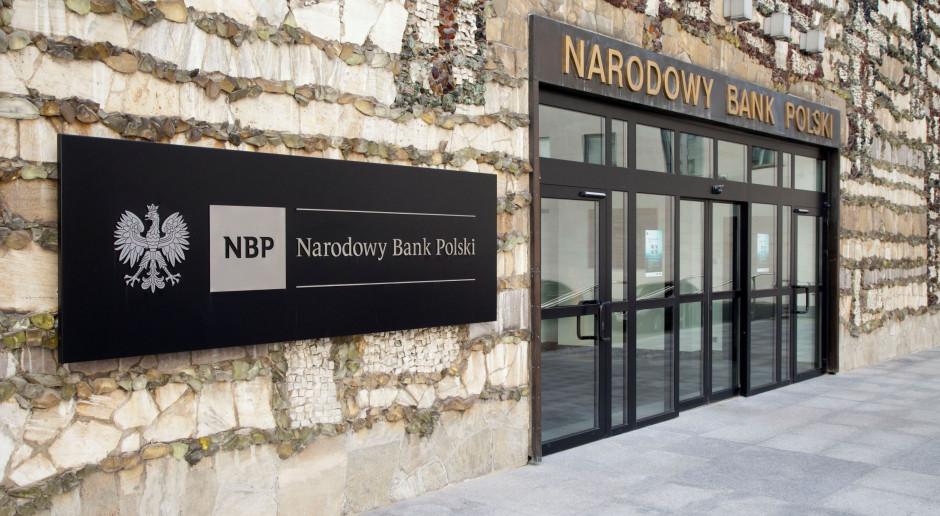 NBP inwestuje rezerwy na zagranicznych giełdach. Zaskakujące wyznanie wiceprezes
