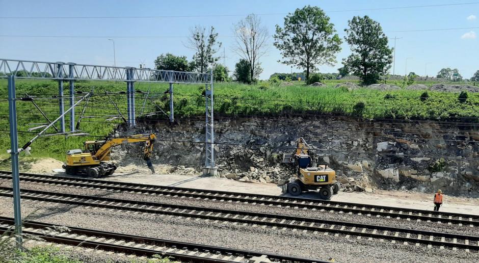 Kolej chce wydać w tym roku 13 mld zł na infrastrukturę