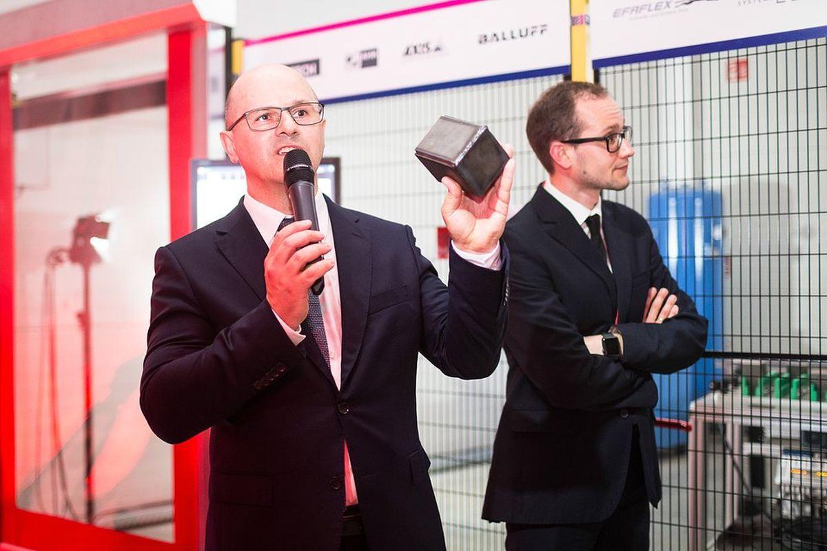 Artur Pollak, prezes APA Group (fot. mat. pras.)