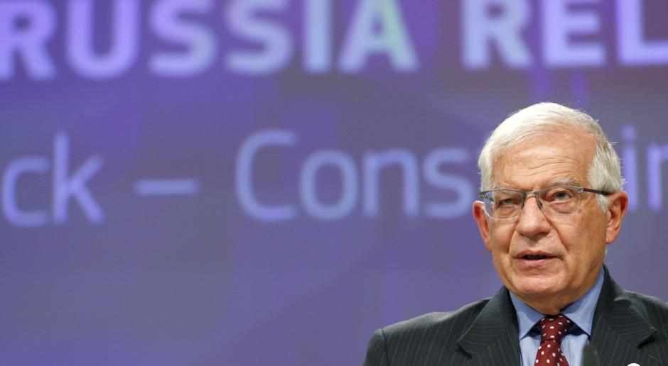 Unia Europejska nie ma złudzeń co do stosunków z Rosją