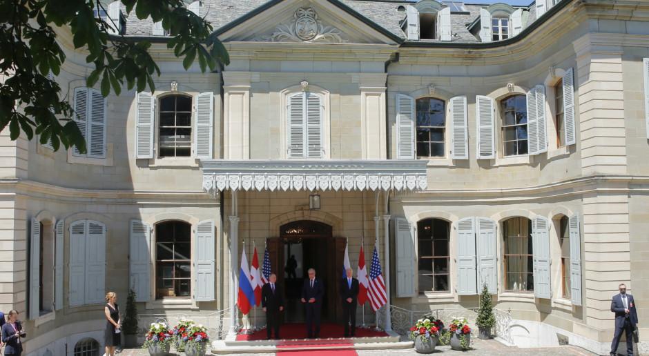 Przerwa na szczycie w Genewie. Potem rozmowy w poszerzonym składzie