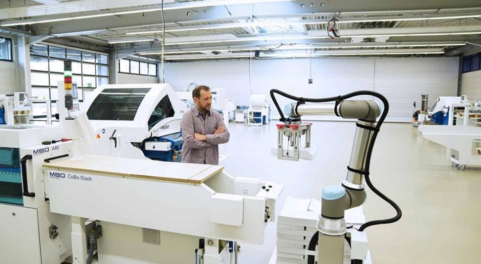 Universal Robots: rynek cobotów będzie rósł o 25-30 proc. rocznie