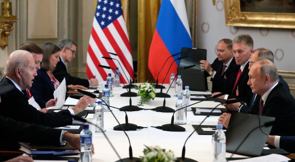 Koniec drugiej rundy rozmów Bidena i Putina