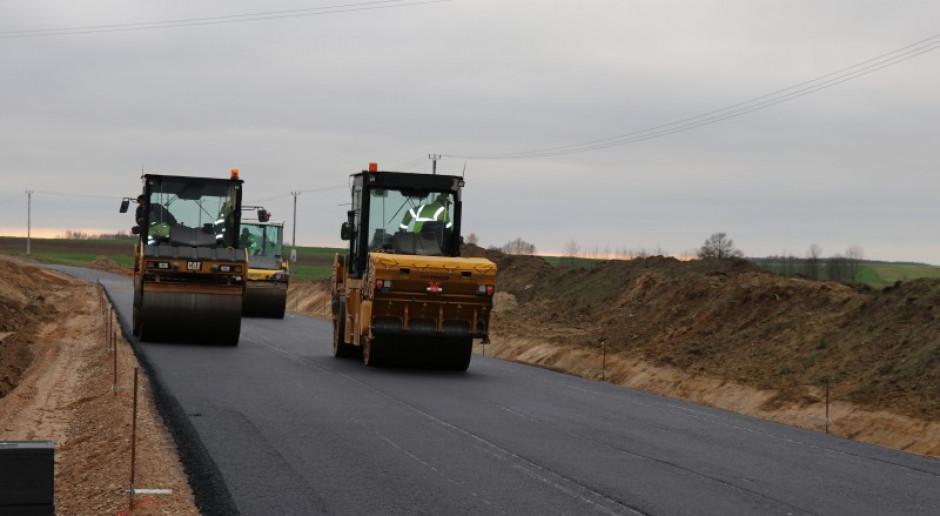 Na Mazowszu powstaje 260 km nowych dróg
