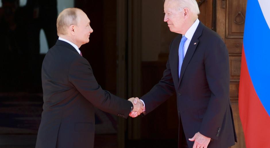 Biden i Putin: Wojny nuklearnej nie można wygrać i nigdy nie można jej prowadzić