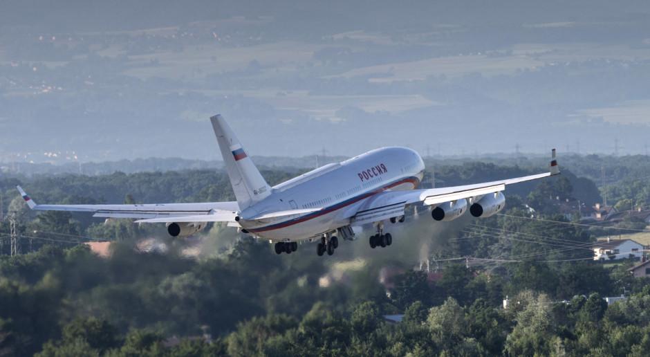 Po zakończeniu szczytu Putin odleciał z Genewy
