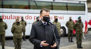 Błaszczak: będę konsekwentnie modernizował wyposażenie polskiego wojska