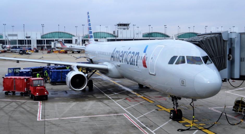 Awarie stron internetowych dużych linii lotniczych