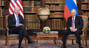 """USA: """"Biden nie powinien był dawać Putinowi kredytu zaufania"""""""