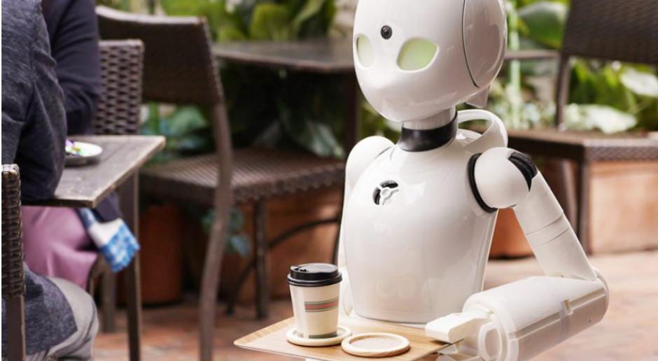 Roboty sterowane przez niepełnosprawnych obsłużą klientów restauracji