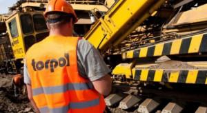 Torpol z kolejowym kontraktem na ponad 70 mln zł