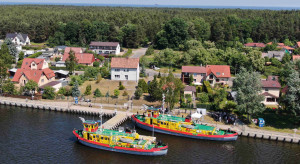 Gdańsk zyskał dwa nowoczesne lodołamacze
