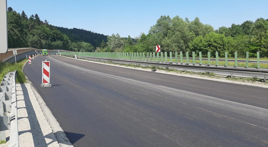 Podpisano umowę na rozbudowę węzła Pcim na Zakopiance