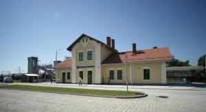 Dworzec kolejowy w Radymnie został zmodernizowany