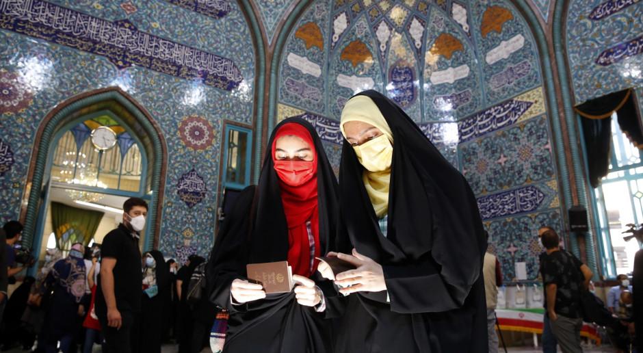 Iran: Zakończyło się głosowanie w wyborach prezydenckich