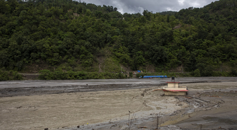 Nepal: Gwałtowne powodzie sprzyjają rozwojowi epidemii