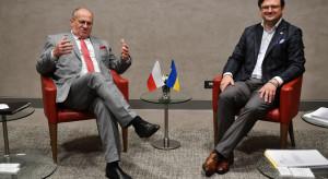 Turcja: Minister Rau spotkał się z szefem MSZ Ukrainy