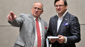 Ukraina: MSZ: Kułeba i Rau skoordynowali stanowiska w sprawie NS2