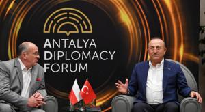 Turcja: Rau z szefami MSZ Ukrainy, Rumunii i Turcji o szczycie NATO i spotkaniu Biden-Putin